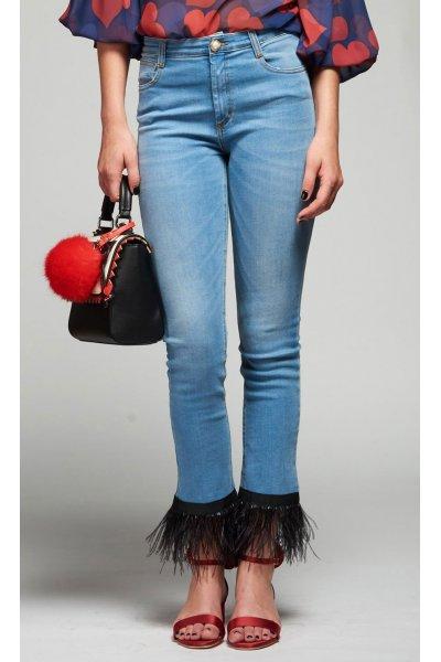 Jeans DENNY ROSE Bajo Plumas