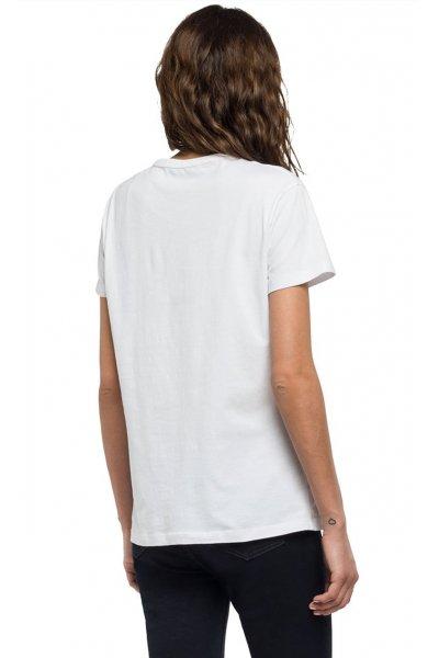 Camiseta REPLAY Parches