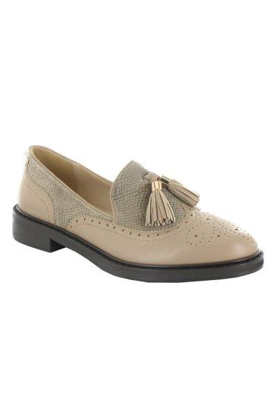 Zapato MENBUR Masculino Detalle Borlas