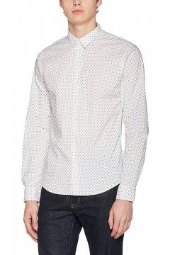 Camisa SCOTCH & SODA Clásica Micro Dibujo