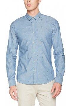 Camisa SCOTCH & SODA Oxford Micro Dibujo