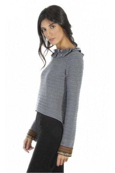 Jersey The Extreme Collection Clarette Gris