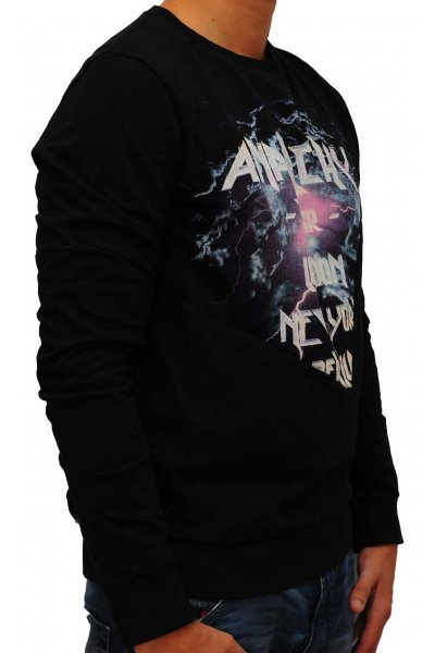 Sudadera RELIGION Tour Panel Negra