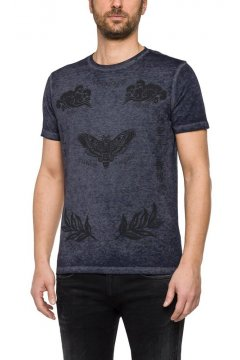 Camiseta REPLAY Print Insecto
