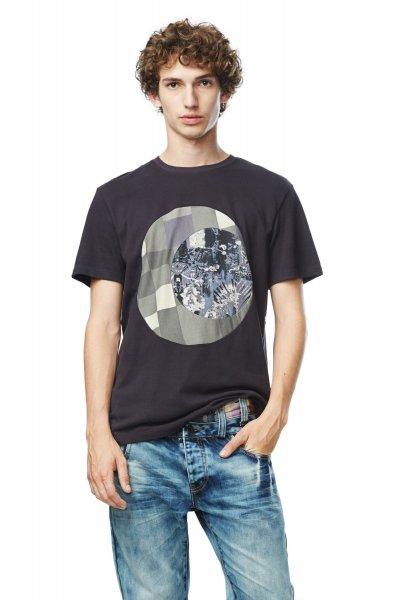 Camiseta DESIGUAL Ystra