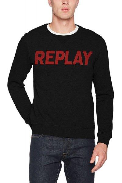 Sudadera REPLAY Logo