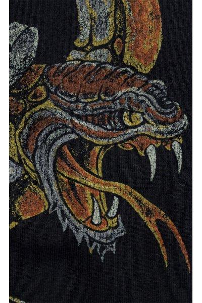 Camiseta REPLAY Serpiente Paillettes