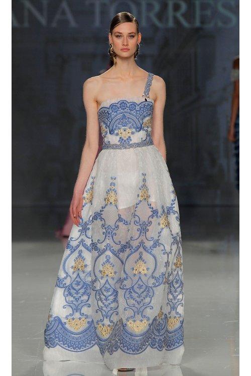 Vestido ANA TORRES