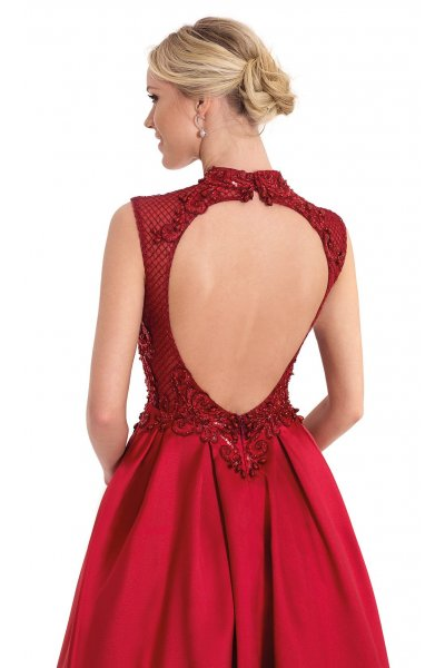 Vestido SUSANNA RIVIERI Rojo Vuelo