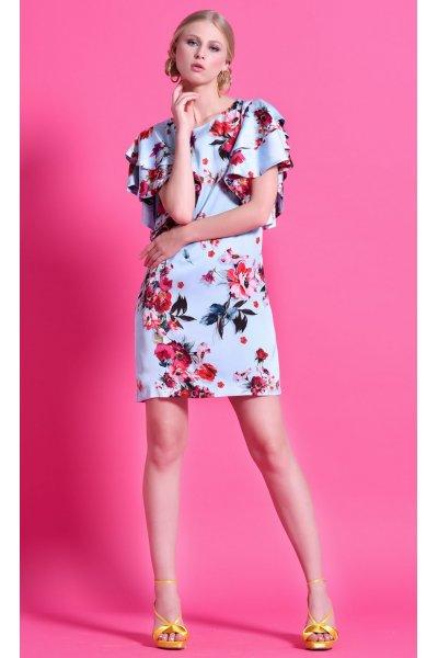 Vestido NB STYLE NURIBEL Estampado Floral