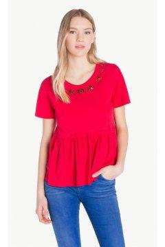 Camiseta TWIN-SET Bordado