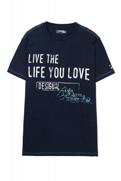 Camiseta DESIGUAL David