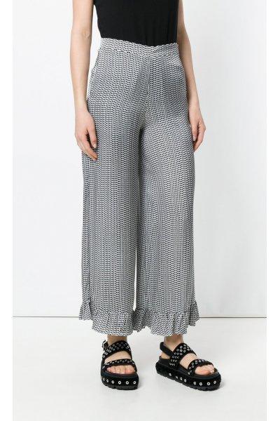 Pantalón ISABELLE BLANCHE Estampado