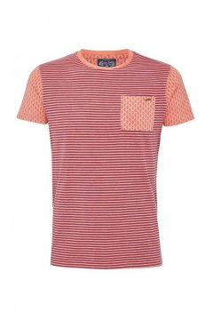 Camiseta SCOTCH & SODA Rayas Combi