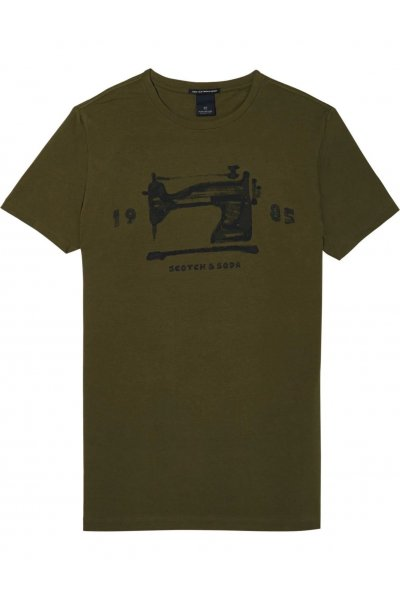 Camiseta SCOTCH & SODA Logo