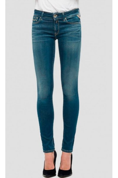 Pantalones REPLAY Luz Hyperflex