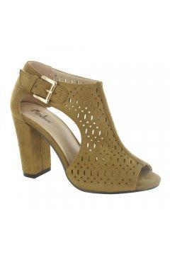 Zapato MENBUR Calado Beige