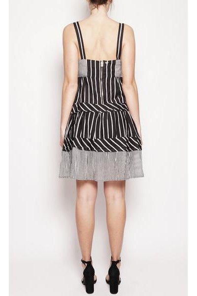 Vestido TWIN-SET Rayas