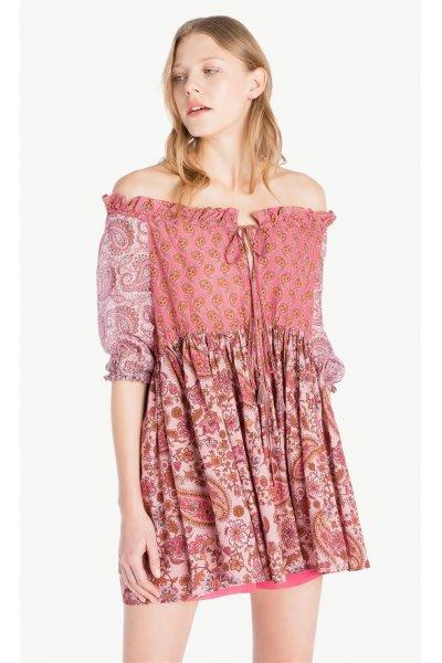 Blusa/Vestido TWIN-SET Cachemire