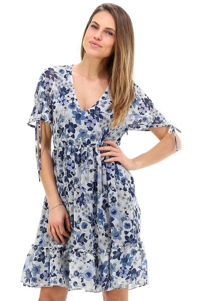 Vestido TWIN-SET Estampado