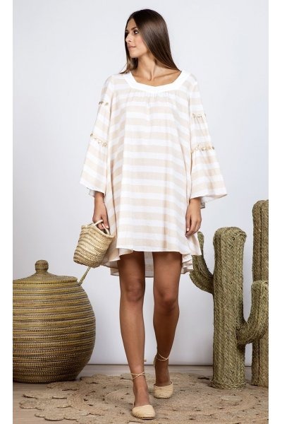 Vestido SUNDRESS Sand Stripes