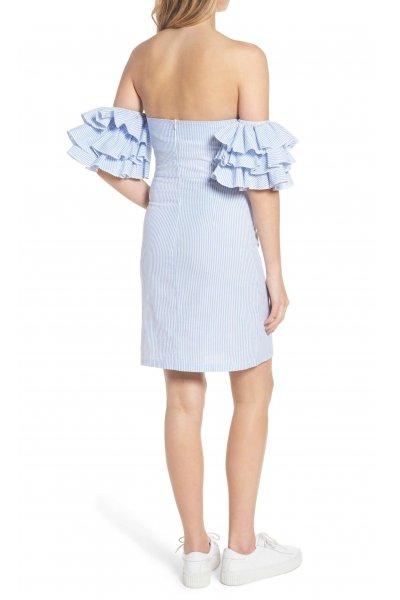Vestido STYLEKEEPERS Malibu Off Shoulder