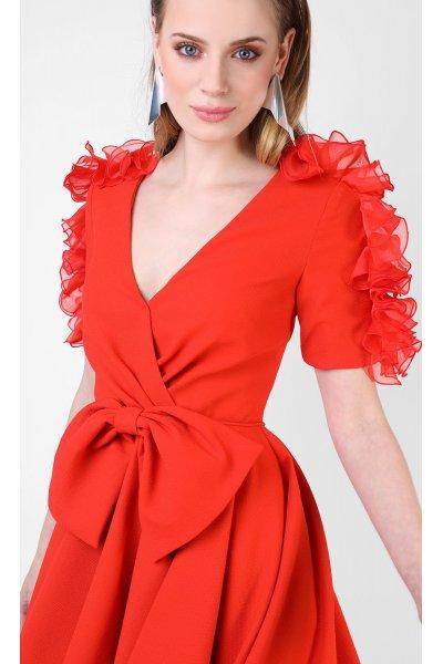 Vestido VICTORIA Emuna Coral