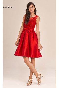 Vestido Alma&Gemela Rojo
