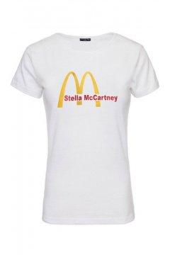 Camiseta Unisex FUCK YOUR FACE Stella McCartney