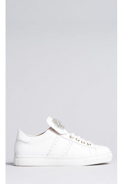 Sneakers TWIN-SET Lazo Strass
