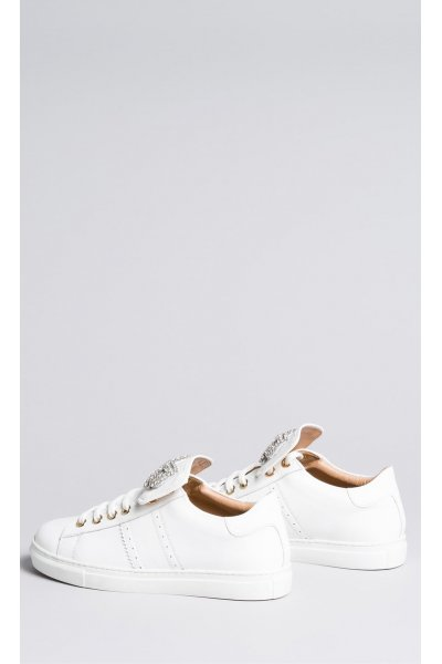 Sneakers TWIN-SET Lazo Strass