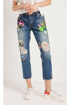Jeans FRACOMINA Parches