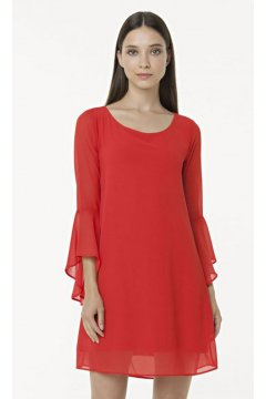 Vestido FRACOMINA Rojo
