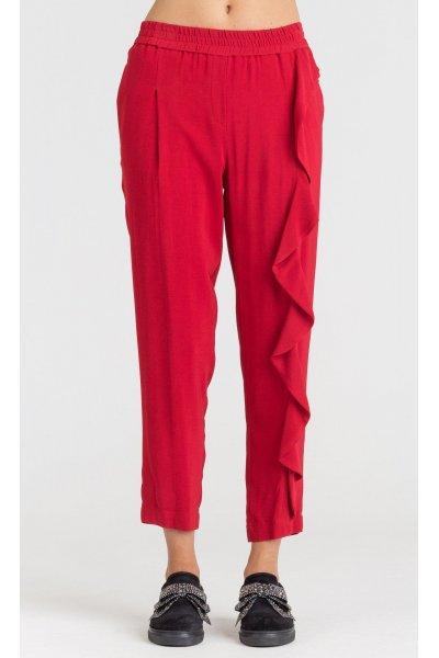 Pantalón TWIN-SET Volante