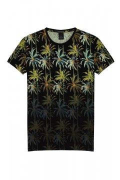 Camiseta REPLAY Básica Pico