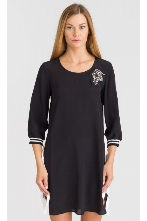 Vestido TWIN-SET Negro