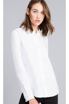 Camisa TWINSET Popelina Elástica