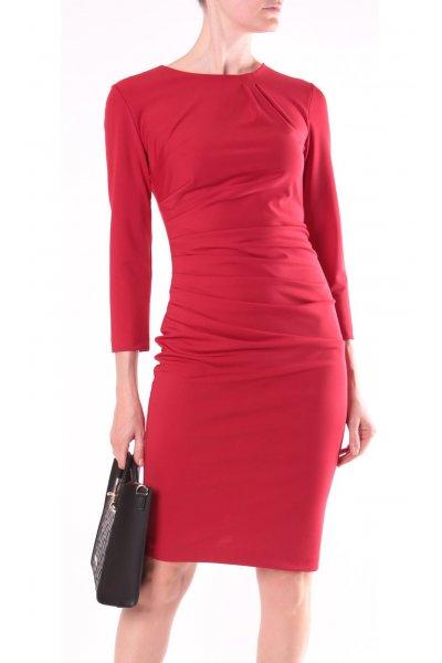 Vestido RINASCIMENTO Roja