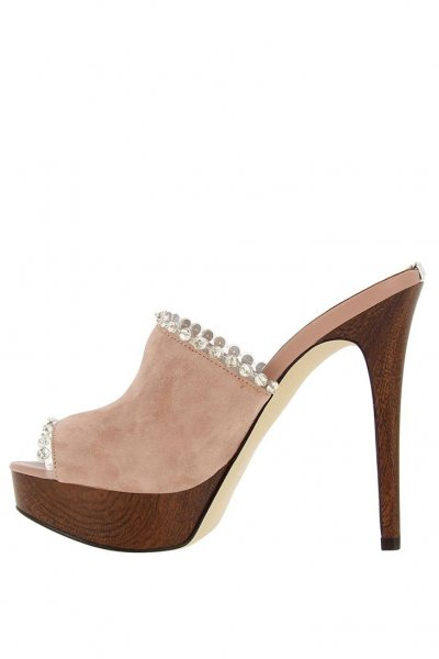 Zueco GUESS Nude FLKC125019