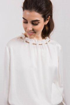 Blusa ALBA CONDE Lisa Blanca 5307