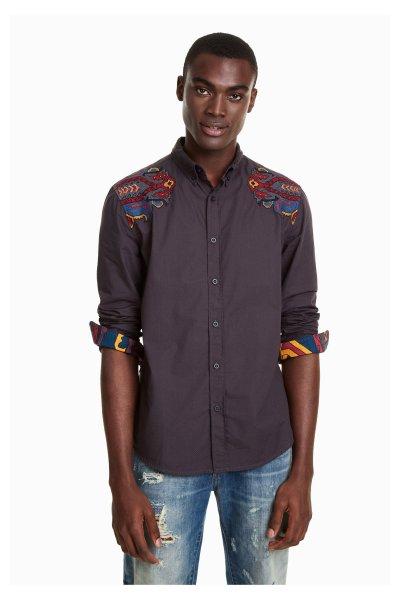 Camisa DESIGUAL Paco 18WMCW62