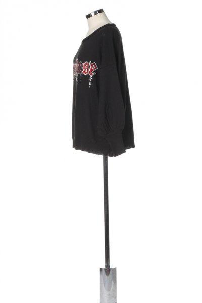 Jersey DENNY ROSE Logo Oversize 821DD50018