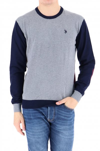 Jersey US POLO ASSN Tricolor 50532