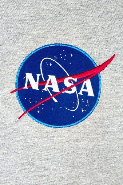 Camiseta ALPHA INDUSTRIES Space Shuttle Grey Heather 176507