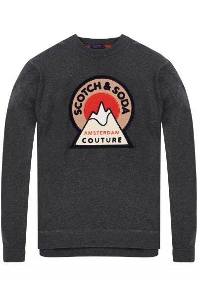 Jersey SCOTCH & SODA Aplique 145577