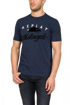 Camiseta REPLAY Motorcycle M3620