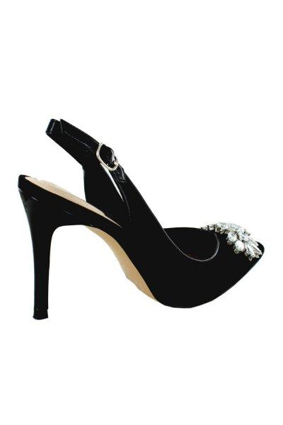 Zapato MENBUR Lentella Negro 09750