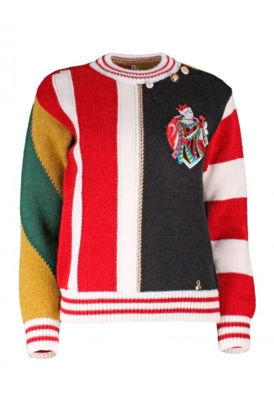Jersey SAHOCO Estampado Multicolor SH1802741L