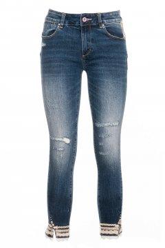 Jeans FRACOMINA Rotos FR18FMJBETTY8