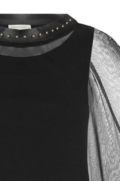 Blusa RINASCIMENTO Negro CFC0090063003